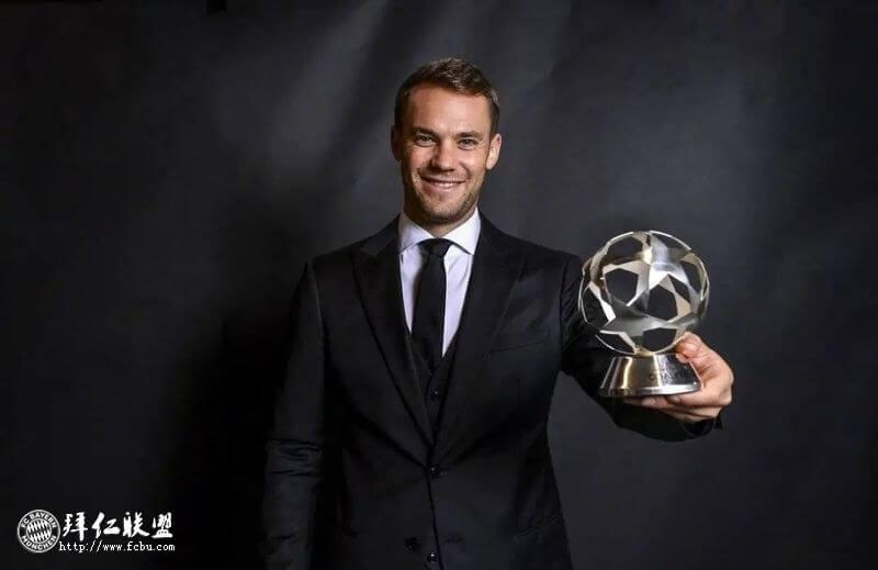 拜仁几乎包揽欧足联所有年度最佳奖项!5