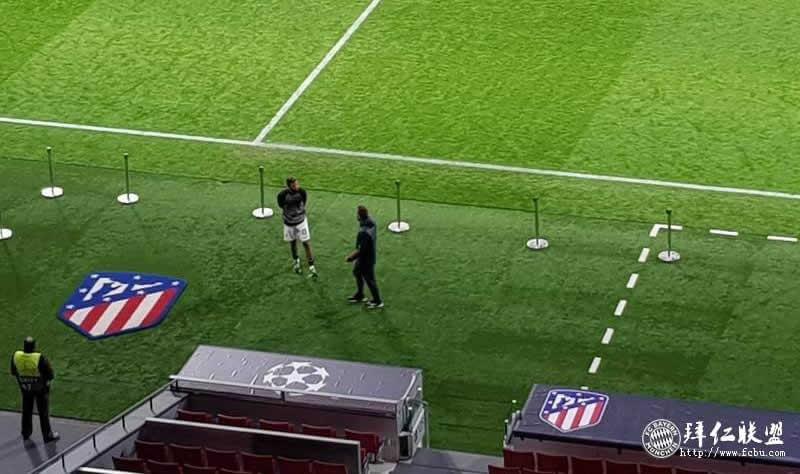欧冠 马竞1:1拜仁大幅轮换 穆勒点射 15连胜纪录终止5