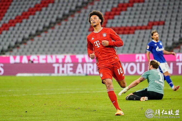 萨内膝盖受伤确定缺席超级杯 预计缺席一个月1