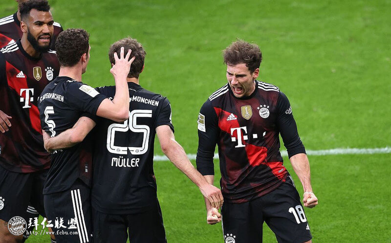 德甲第27轮 莱比锡0:1拜仁 磁卡致胜球值6分!