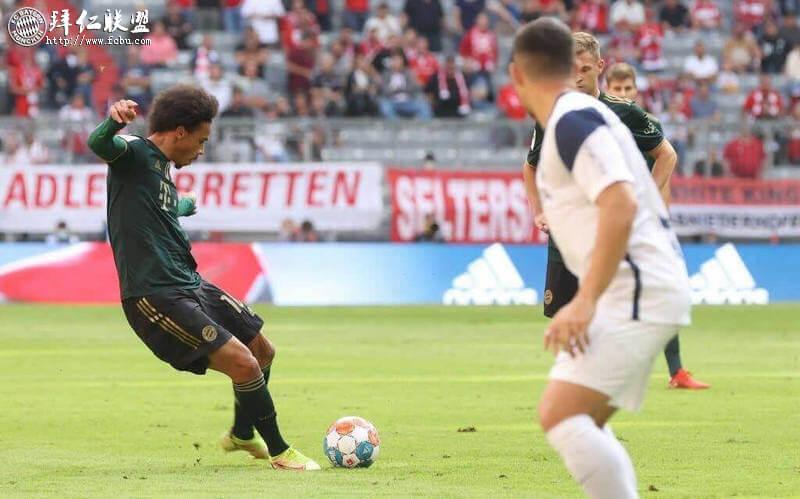 德甲第5轮 拜仁7:0波鸿 萨内世界波基米希两球创纪录