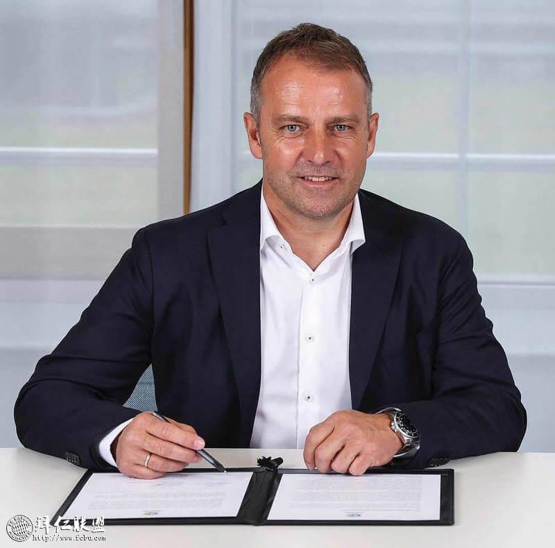 官宣:弗里克与德国队签约3年 欧洲杯后接手国家队1