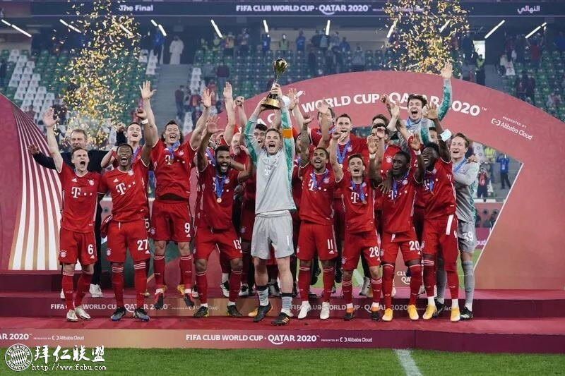 世俱杯决赛 拜仁1:0老虎 成功实现六冠王伟业!1