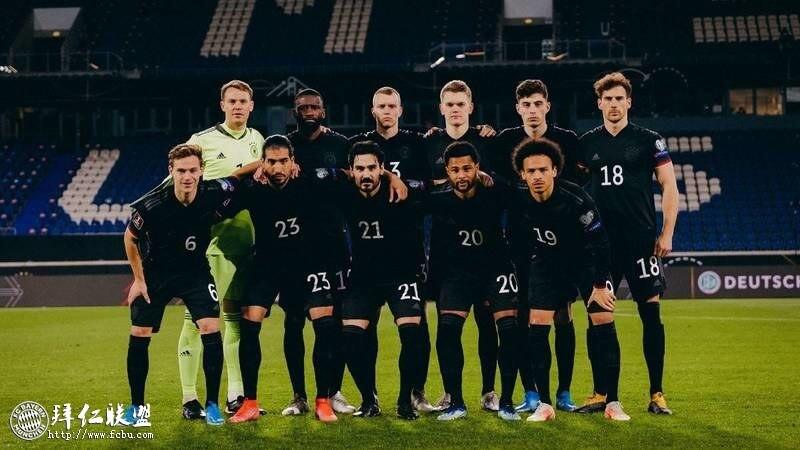 世预赛开门红 德国3:0冰岛